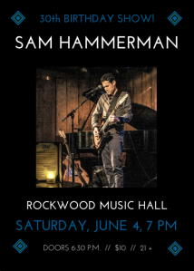 Rockwood 6-4 Flyer